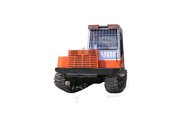 Трелевочный трактор МСН-10 (аналог ТТ-4М)