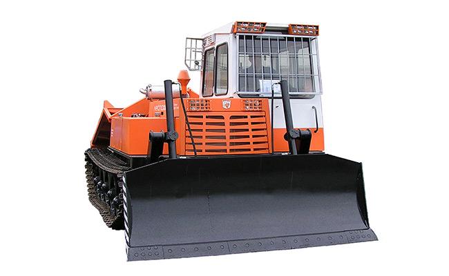 Трактор лесопромышленный трелевочный МСН-10-07